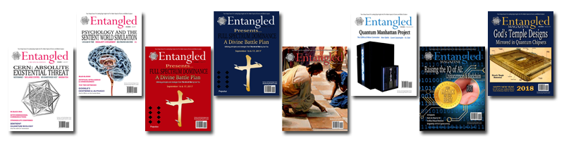 Subscribe to 'Entangled' Magazine