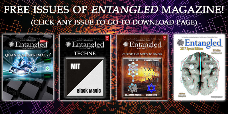 Download FREE Issues of 'Entangled' Magazine!